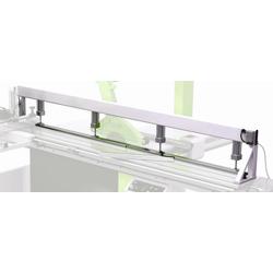 Двухсекционная прижимная пневмобалка 3200 мм Woodtec Станки Форматно-раскроечные