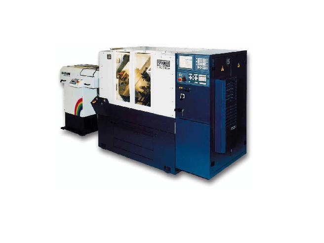 Spinner PD/A Токарный обрабатывающий центр Spinner Наклонная станина Станки с ЧПУ