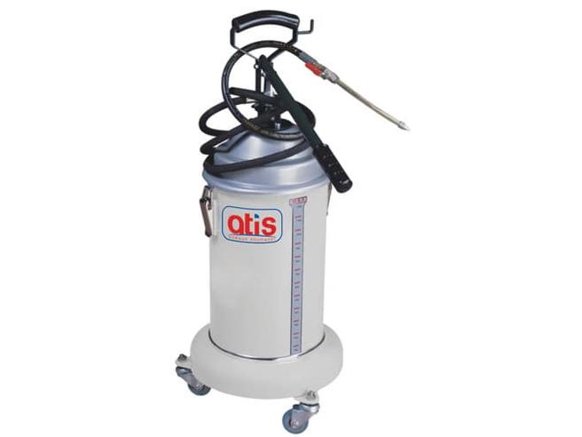 Atis HG-68012 Солидолонагнетатель ручной переносной 13л Atis Нагнетатели смазки Замена жидкостей